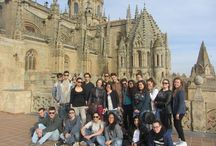 Rumbo a Salamanca 2015 / Stage Linguistico in Spagna degli studenti del  'Polo Einaudi' di Porto Sant'Elpidio (7-14 Marzo 2015)