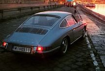 Inspirational cars / Vintage and modern classics