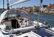 Spain & Portugal Sailing / The Rias of Galicia & the North West corner of Spain! Beautiful sailing.....from La Coruna to Porto.