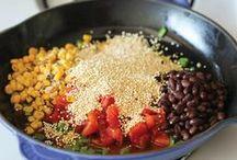 // mexican & latin food