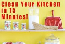 CHORES REMEDIES CLEANING TIPS