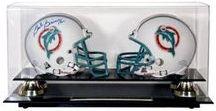 Mini Football Display Cases