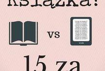 Booklovers / Mole książkowe / Book, books, booklovers / Książki, literatura, posty blogowe związane z książkami