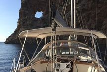 Mallorca / Sailing around Mallorca