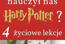 Harry Potter / Harry Potter - cytaty, ciekawostki i fakty o czarodzieju z książek J.K.Rowling #HarryPotter