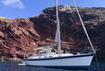 Drone sailing / We love sailing