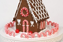 Gingerbread Houses!!!