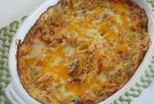 Casserole Crazy! / Step up your casserole game with these delicious recipes!
