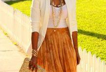 Fashion Inspiration - spring/summer