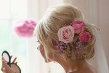 Coiffure de la mariée / Inspiration pour une mariée au top ! - Find here all the inspiration for your bridal hair !