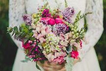 Bouquet de mariée - Wedding Bouquet / Des idées pour un joli bouquet de mariée pour un mariage fun, cool et funky
