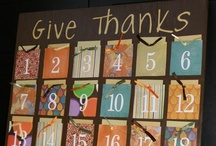 Thanksgiving / by Faye Kimura