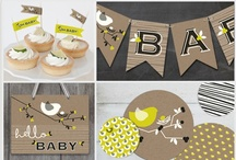 Baby Showers + Pregnancy / Pregnancy Announcement | Baby Shower | Couples Shower : ideas, custom cards & invites, labels, stamps & postage, stickers, gift+tags, personalized gifts, parties, favors and more! | zazzle items designed by fat*fa*tin | www.zazzle.com/fat_fa_tin* | www.zazzle.com/fatfatin_mini_me | www.zazzle.com/fatfatin_box* | www.zazzle.com/fatfatin_design* / by Fatfatin Art