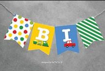 Kids Birthday Party Invitations + Decor / children, kids & teens birthday party ideas & decor | custom birthday & party invitations, stationeries, favor stickers, address labels, gifts, postage, gift tags, gifts | zazzle products designed by fat*fa*tin | www.zazzle.com/fat_fa_tin* | www.zazzle.com/fatfatin_mini_me* | www.zazzle.com/fatfatin_box* | www.zazzle.com/fatfatin_design* / by Fatfatin Art