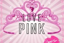 For the love of Pink!!! / by Brenda Trask