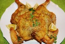 Chicken Recipes / Looking for a new chicken recipe? From crock pot chicken recipes to chicken wing recipes to traditional chicken recipes - you'll find it here!