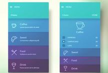 Mobile UI | Navigation / Mobile Design Inspiration / by Timoa