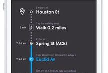 Mobile UI | Timelines / Mobile Design Inspiration