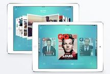 Tablet UI | Photos / Tablet Design Inspiration
