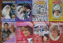 Diana Magazines and books