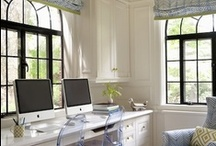 Home Office / Ideas, ideas and more ... / by Barefoot Bohemian™