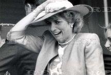 Princess Diana b/w