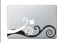 Laptop & iPad Decals / Laptop Decals & iPad Decals by Stephen Edward Graphics