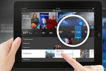 Tablet UI | Media / Tablet Design Inspiration