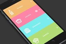 Mobile UX / Mobile UX Inspiration