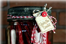Christmas Gift Ideas / A collection of creative and thoughtful Christmas gift ideas