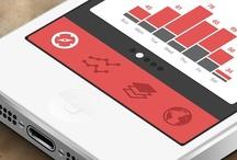 Mobile UI | Tabbars / Mobile Design Inspiration