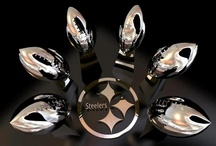 Steeler Nation / by Jeff Smith