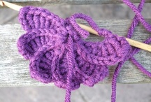 Crochet, & Knitting / by Sharlene Stroud