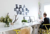 Office Space / by Jaclyn Giuliano