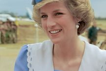 Princess Diana 1980's / by Colleen Lagace-Collins
