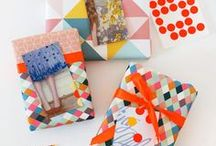 Pretty packaging / Eye catching looks as pretty as what's inside  / by Jaclyn Giuliano