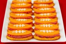 I eat Super Bowl