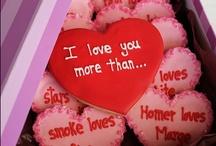 Holidays - Valentine's Day / by Tiffany Marshall