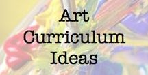 Art Curriculum Ideas