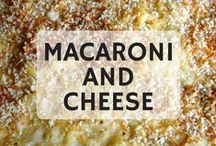 Marvelous Mac & Cheese / Take your favorite childhood meal to the next level!