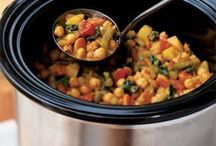Slow Cooker Recipes / Slow Cooked Meals