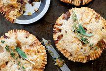 Casseroles + Meat(less) Pies