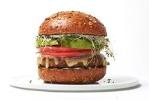 Burgers + Wraps + Sammies