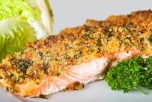 yummy.. FISH & SEAFOOD / by BLK BEAR