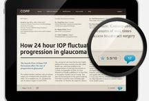 Tablet UI | Notifications / Tablet Design Inspiration