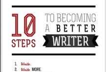 Writing / by Tiffany Marshall