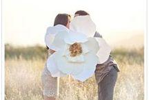 Vrais Mariages - Real Weddings / Des mariages poétiques et rock pour des idées simples et chics