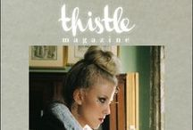 Thistle Issues / by Thistle Magazine