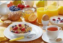 Healthy Breakfast Foods / by Catholic Health
