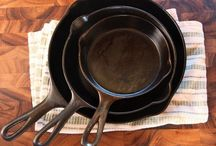 Cast Iron Cooking / Recipes for my cast-iron cookware